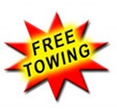 Sergeant Clutch offers Free Towing Service with Transmission Repairs