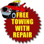 Free Towing Service 24 Hours with Major Transmission Repairs in San Antonio, TX